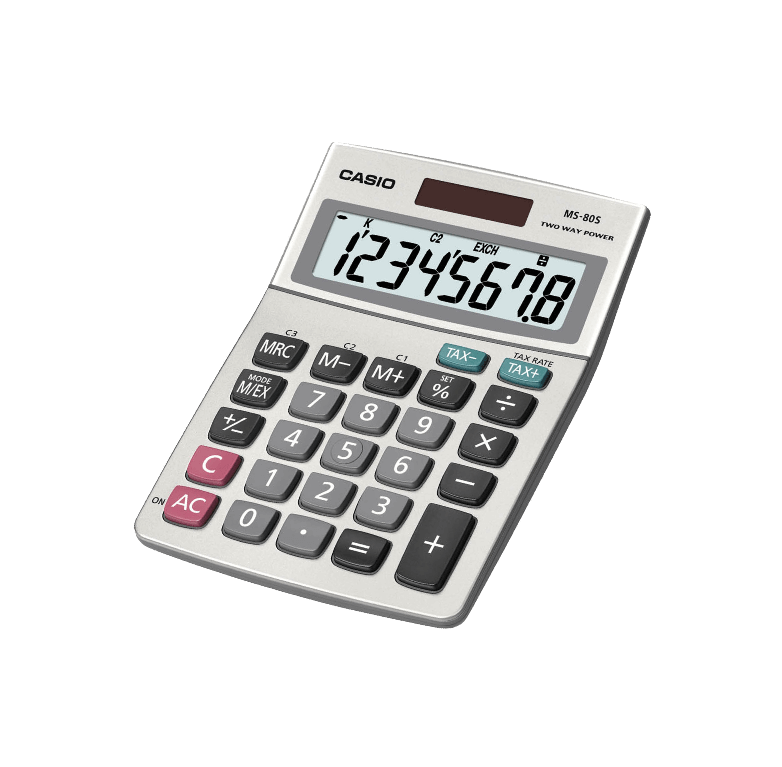 Kalculator Casio