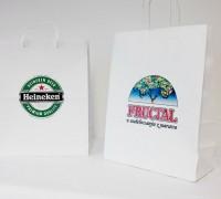 barvni potisk na darilne vrečke