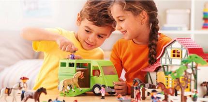 Povezava na darila za otroke