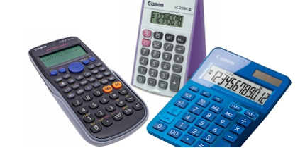 Povezava na kalkulatorje